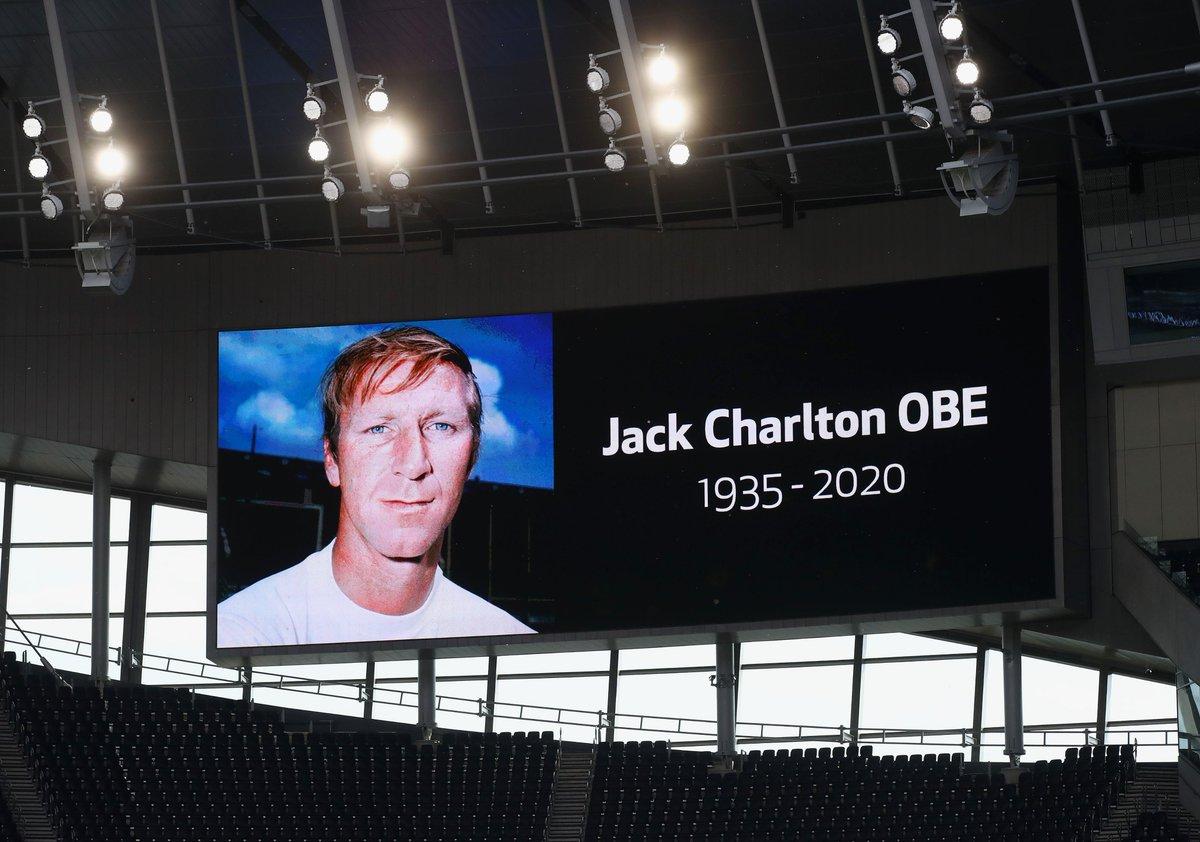 In loving memory of Jack Charlton ❤️ https://t.co/QOd6MQZTOR