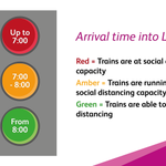 Image for the Tweet beginning: Please avoid trains that are