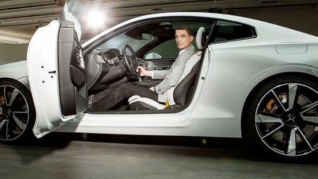 #Polestar ist ein neuer Anbieter von #Elektroautos. Vorstandschef Thomas Ingenlath erklärt, was er besser macht als #Tesla und warum deutsche Konzerne die Zukunft verschlafen. https://t.co/um2k6lztdL #elektroauto #elektromobilität #emobility #emobicon https://t.co/4OThreCpad