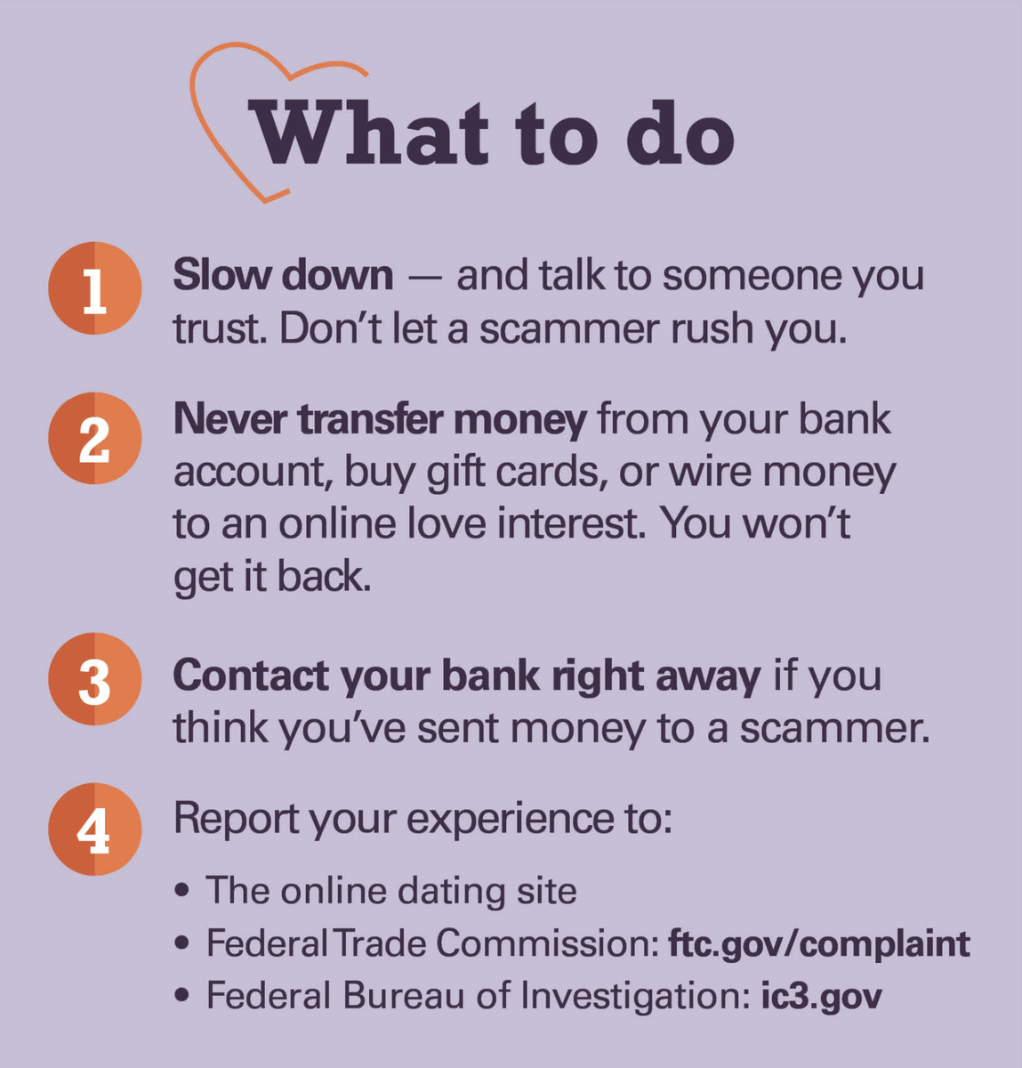 Fbi On Twitter Online Scammers Can Break Your Heart And Your Bank Account Beware Romance Scams And Report Fraud And Attempted Fraud To The Fbi At Https T Co Mwss57c5gi And The Ftc At Https T Co Vyedoappxm