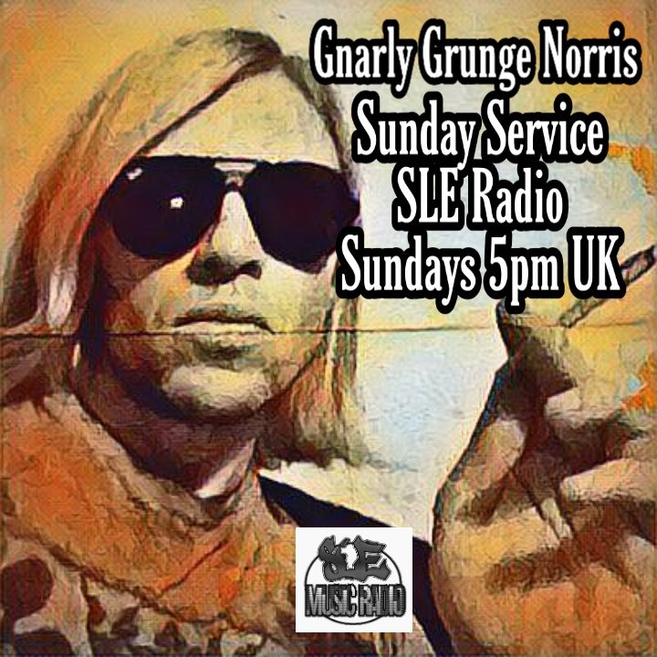 #TheSundayServiceWithGrungeNorris is now #live on http://sleradio.com Come & join me for 2 hours worth of #NewMusic direct from the beating heart of the #alternative underground music scene Choo choo ca choo #muthatrukas   #sleRadio #indie #rock #hiphop #electropic.twitter.com/nM7RzqofZj