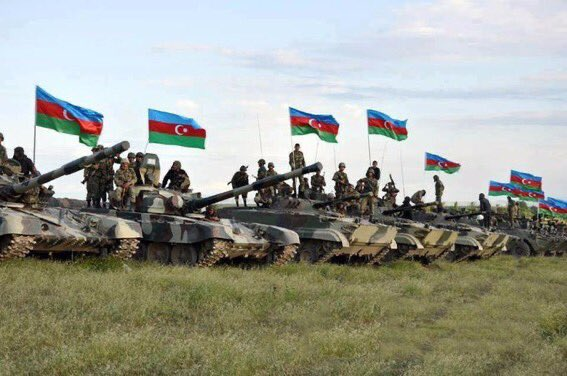 #Azerbaijan #karabakh  The terrorist armenian army tried to capture the positions of Azerbaijan and the glorious army of Azerbaijan gave the necessary answer. If the Armenians continue such invading attempts, they will pay the price as destroyed.pic.twitter.com/TS4gjYOZsl