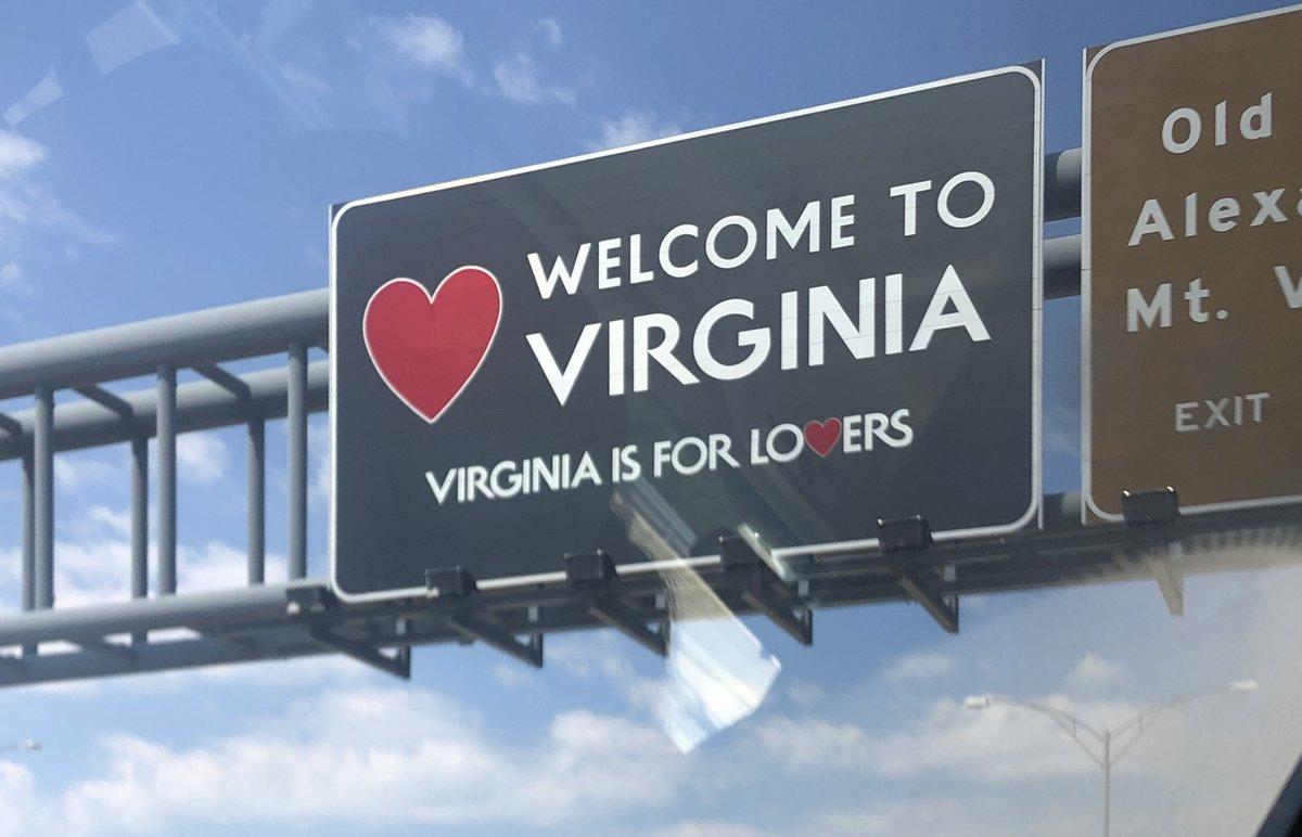 #RoadTrip with #Masks #Virginia pic.twitter.com/MhZ7wF6exf