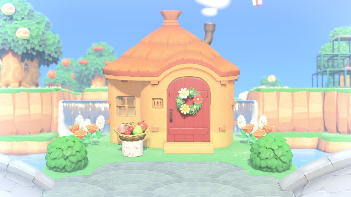 One of my favourite house placements for one of my favourite villagers, Clay! Simple and subtle :]   #NintendoSwitch #AnimalCrossingNewHorizons #ACNHDesign #ACNH #AnimalCrossing #NewHorizons #Nintendo #AnimalCrossingDesign #AnimalCrossingCommunitypic.twitter.com/VtA8eLHJYY