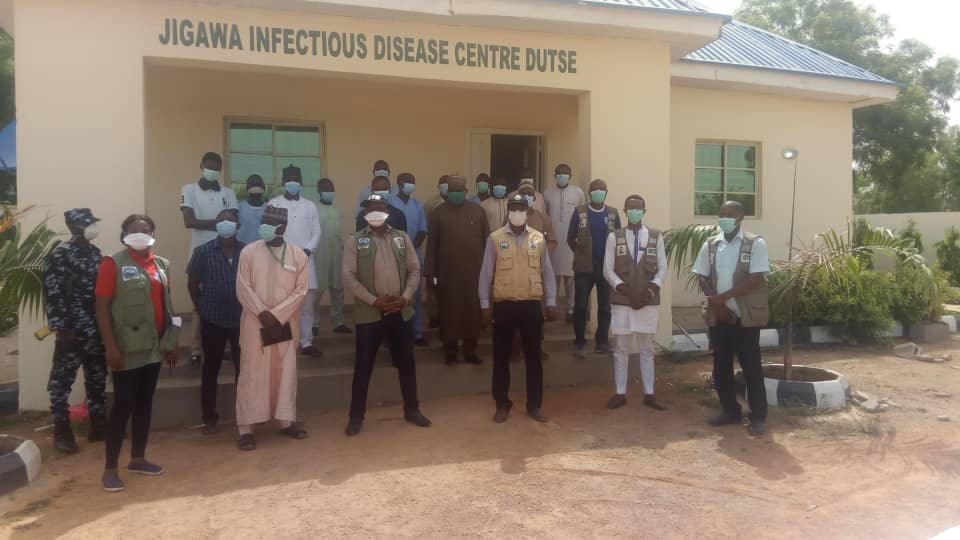 At NCDC, NiCaDe activities have been adapted to support #COVID19 response via these sub-projects:  ☑️Capacity development in IPC training of HCWs ☑️HepE/Rota-Surveillance ☑️Supporting implementation of AMR surveillance & diagnostic stewardship  Read more https://t.co/nKcwIlLFUr https://t.co/HLKhTX9GWh