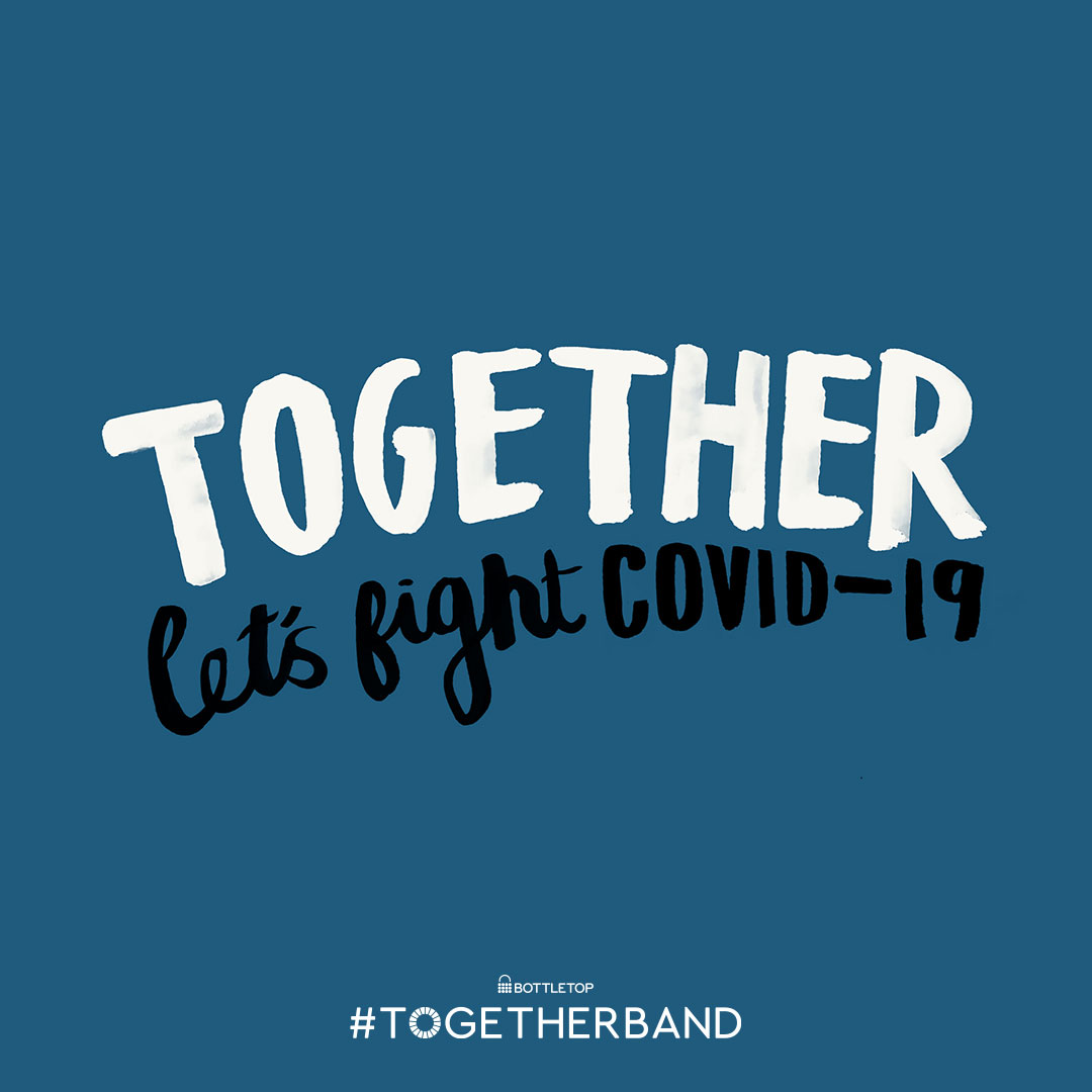 Right now it's important that we act fast - together. We need your help to raise vital funds to support the COVID-19 response. ow.ly/rZSB50zCUNS #coronavirus #covid19 #togetherfund