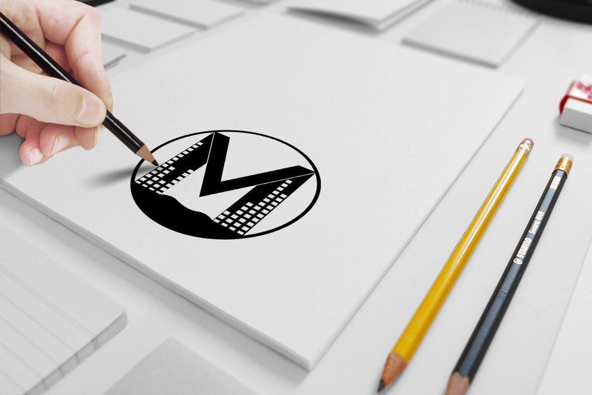 👋 Custom M #logo #design  Thanks for Retweets💙 📝Reviews  @FlyRts @BlazedRTs @Pulse_Rts #logodesign @SGH_RTs @ScrimFinder #branding #startup #follow @LaZy_RTs #business @GamerGalsRT #logomaker #brand #YouTube #Instagram #logodesignser #Twitter #marketing