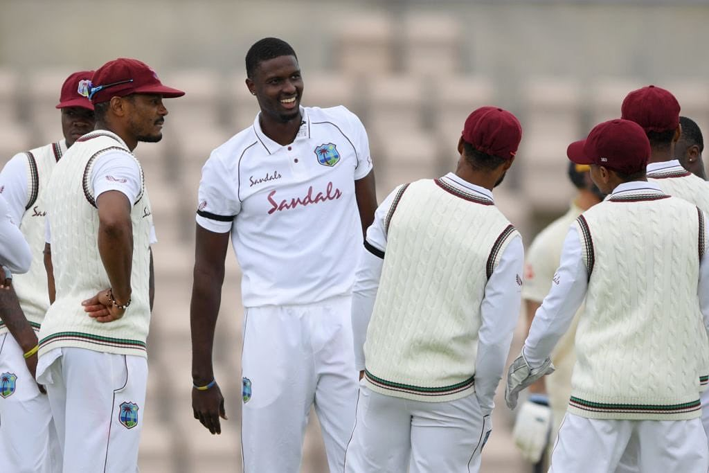 Brilliant win by the West Indies. Great to see their Test team back as a competitive force again. Congrats @Jaseholder98 - a magnificent leader on & off the pitch. 👏👏 https://t.co/s2RXUARRN8