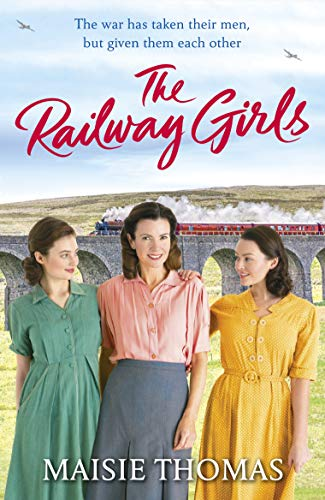 """Arrow was looking for an author to write a railway-based WW2 saga series...Less than a fortnight later I had a contract."" https://t.co/ecqidTbJjF I'm talking to @JaneCable about how THE RAILWAY GIRLS came into being. #amreading #WritingCommunity @JennieRothwell1 #TheRailwayGirls https://t.co/AenzB93gal"