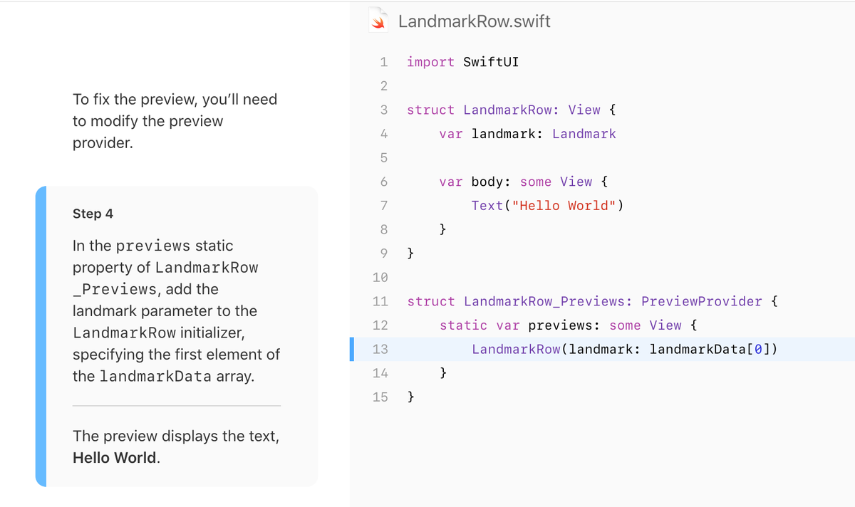Swift's dependency injection (via constructor) reminds me of a TypeScript tip I learned the other day:  class Person {   constructor(public name: string) {} }  is equivalent to:  class Person {   name: string   constructor(name: string) {     http://this.name = name   } }pic.twitter.com/L0cvxqq80K