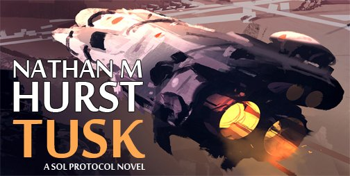 Pick up the story from the start  Tusk #SolProtocol 1 When colonisation is a necessity and first contact unexpected.  When there is no way back. https://t.co/KJ8DSDAHeg #SciFi #Books #Art #WritingCommunity  Escape to a new world. https://t.co/OBV6im2Mc5
