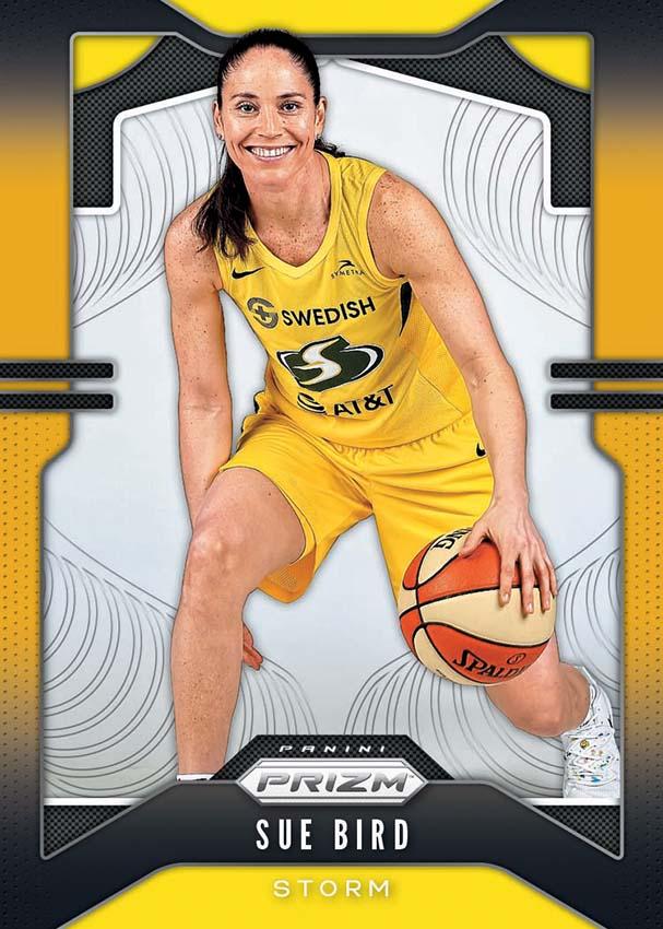 ICYMI ... First Buzz: 2020 Panini Prizm WNBA basketball cards >> https://t.co/Nm9exJuy7c #collect @PaniniAmerica #WNBA https://t.co/w3FQ6jf55c