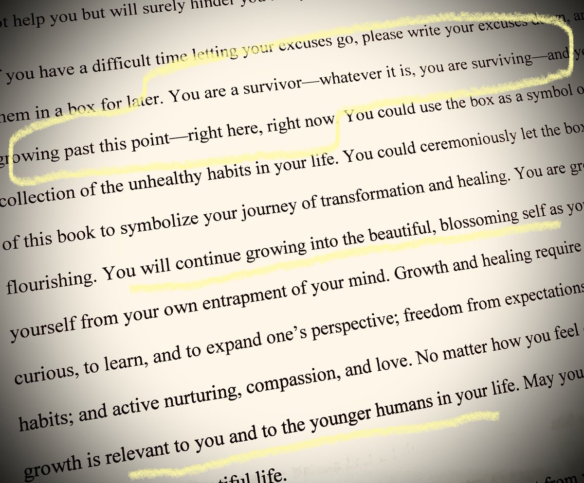 #HowAreYou, #WritingCommunity? Who wants to #share an #excerpt from your project? The 1 below is from #HAPPYHOMESHAPPYHUMANS, my adult nonfiction #manuscript that I am currently #querying. #FriendlyReminder #Writer #Author #Writing #PersonalGrowth #Parenting #Healing #InnerChild https://t.co/7AON7sPnuz