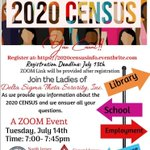 Image for the Tweet beginning: Questions about the 2020 Census?