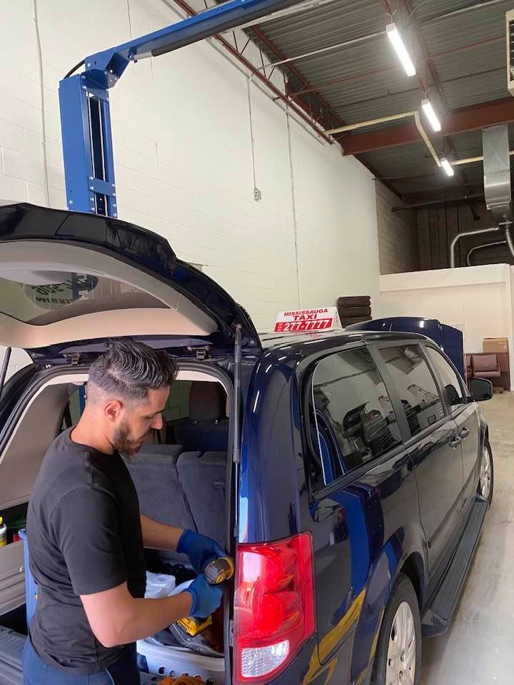 We always take care of our cars so our cars can take care of you.   #mississaugataxi #taxi #cab #car #carservice #transportation #transportationservices #carmaintenance #maintenance #service #automobile #vehicle #toronto #getaride #summer #garage #cargarage #takecare https://t.co/Smw4XZIfjB