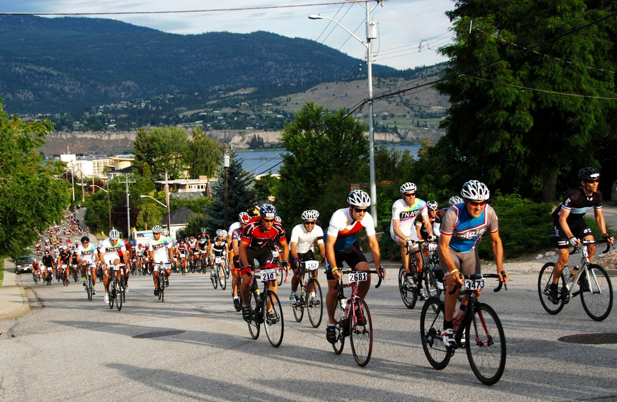 test Twitter Media - #TBGW: This time two photos from the 2013 @axelsgranfondo! The 2020 Fondo is not happening this weekend, but it doesn't stop us from celebrating some of the best pics & moments from the last 9 years. #Fondo #Granfondo #cycling #Okanagan @VisitPenticton @HelloBC https://t.co/skGIeRdROS