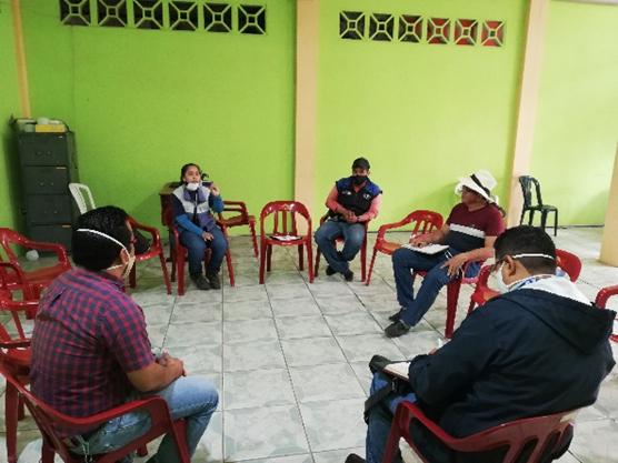 #PlanificamosElTerritorio |  ¡#JuntosEcuador saldremos adelante!  #PlanificaEcuador realizó acercamientos a comunidades y asociaciones productivas de la #Zonal8, a fin de establecer los mecanismos eficaces hacia la reactivación económica #pospandemia.  #AEcuadorLoSacamosTodos https://t.co/7j3ZKqiYEe