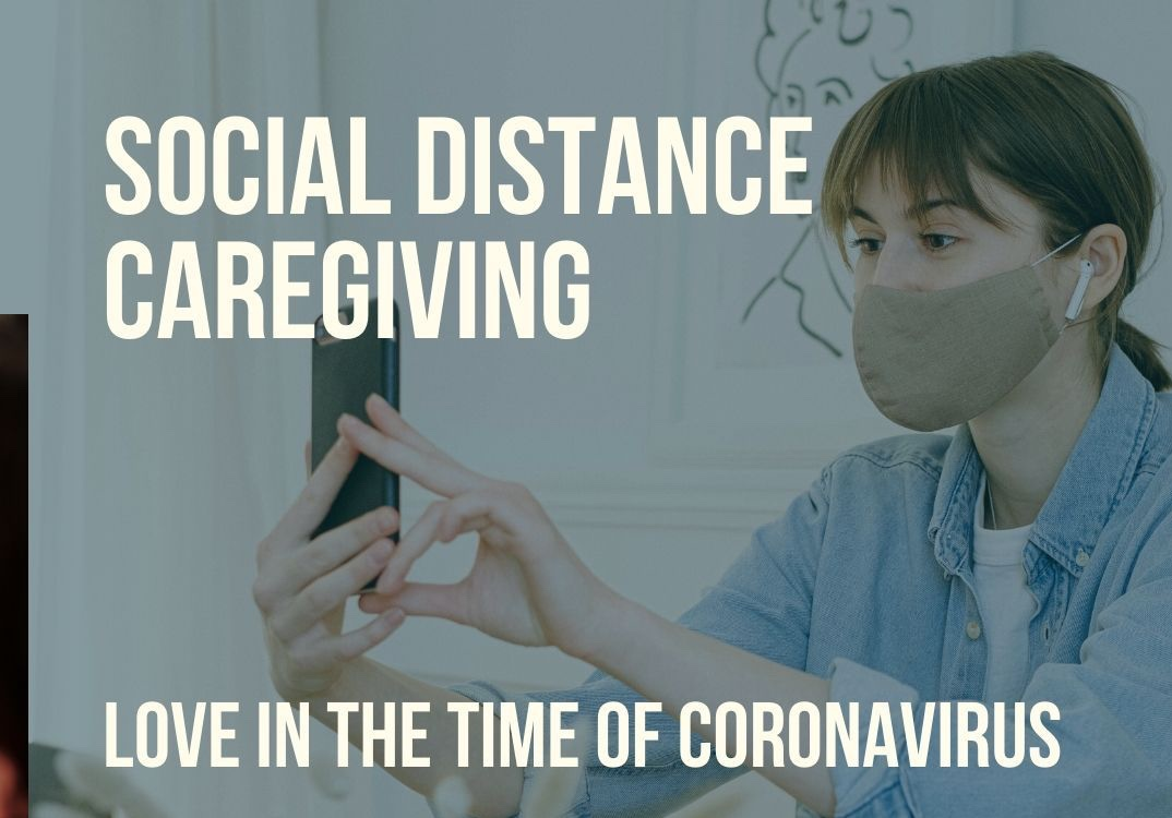 """ICYMI - My new post """"Social Distance Caregiving: Love in the time of Coronavirus"""" https://t.co/nxCddo6XAW #Tips to help loved ones. #socialdistance #caregiving #caregiver #coronavirus #covid https://t.co/0dsZ5O0jjv"""