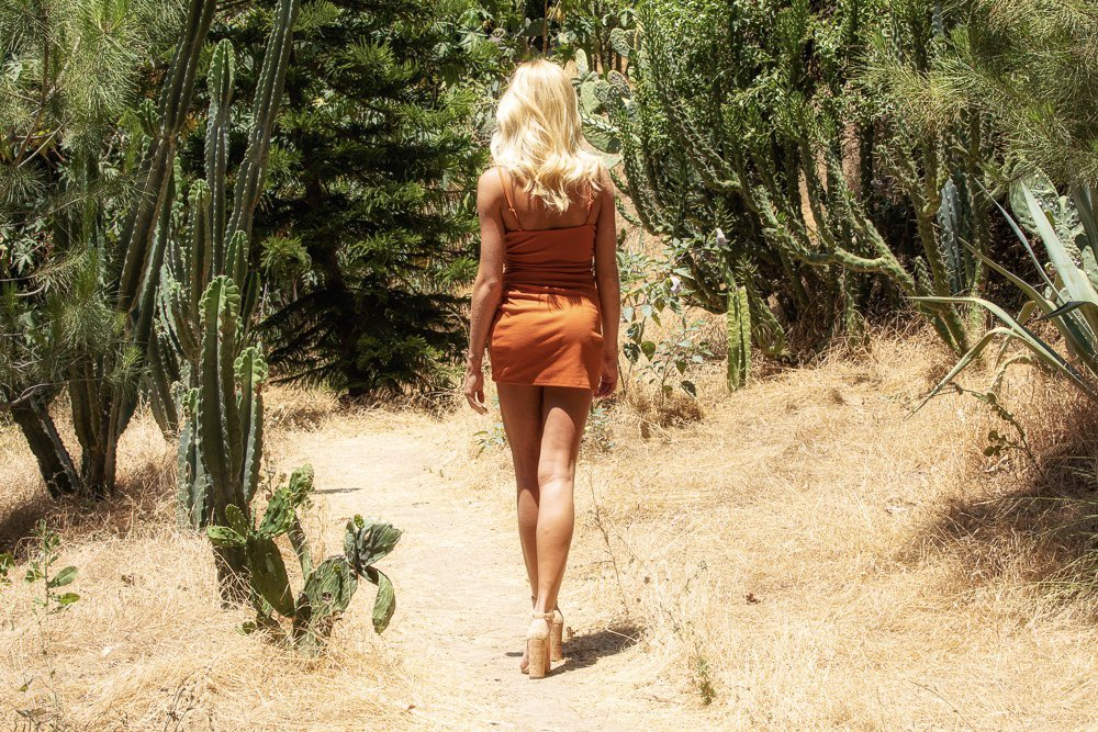 Take a walk. Enjoy the view. 🌞🌵