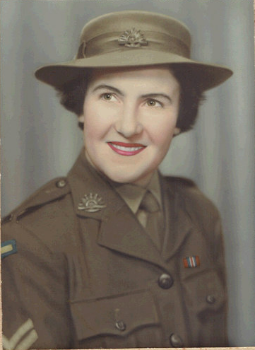 """Happy birthday to Margaret Prowse who is 100 today. Margaret enlisted with the @AustralianArmy in 1943, serving until 1947 as a Corporal. Margaret advises younger serving members to """"Take every day as it comes. Enjoy each day with the people you are with."""" #TYFYS #OurVeterans https://t.co/jgRHP9nvic"""