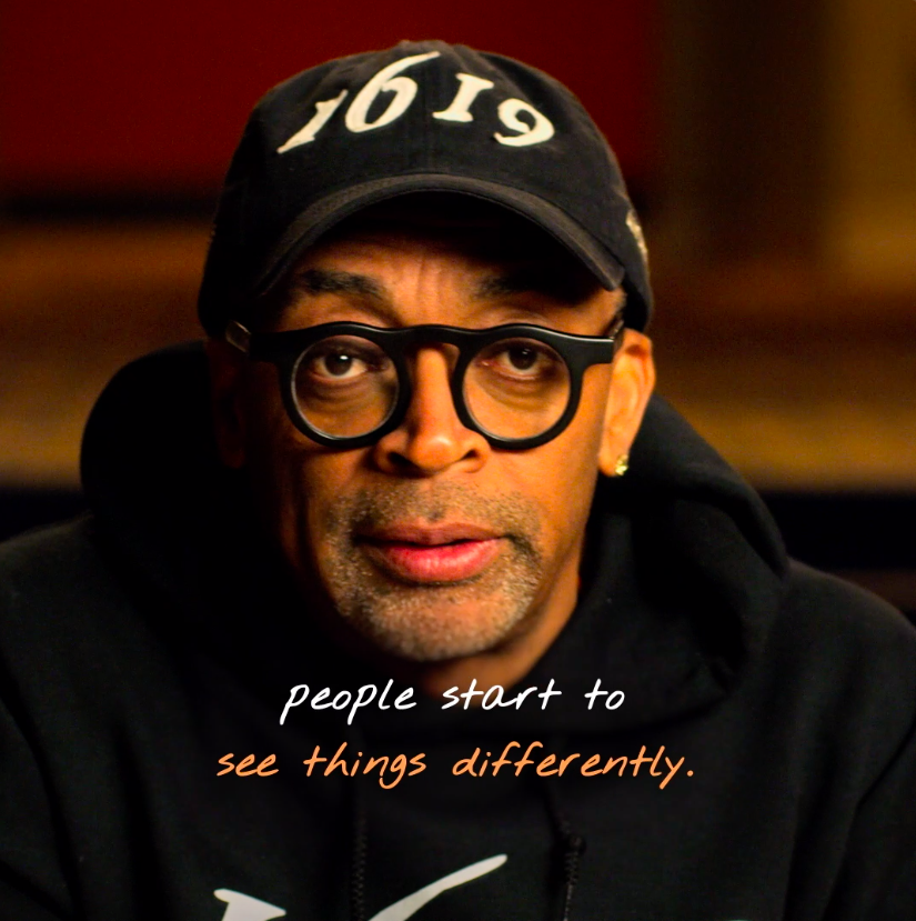 As icons in the arts, @SpikeLeeJoint and @MistyOnPointe use their power to bring diverse representation to the screen and the stage.