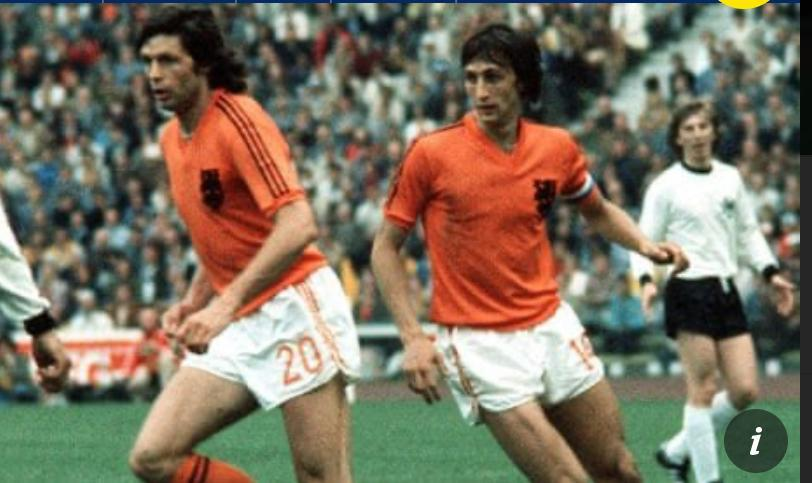 A dear friend of Johan and the Cruyff family passed away today. RIP Wim Suurbier.