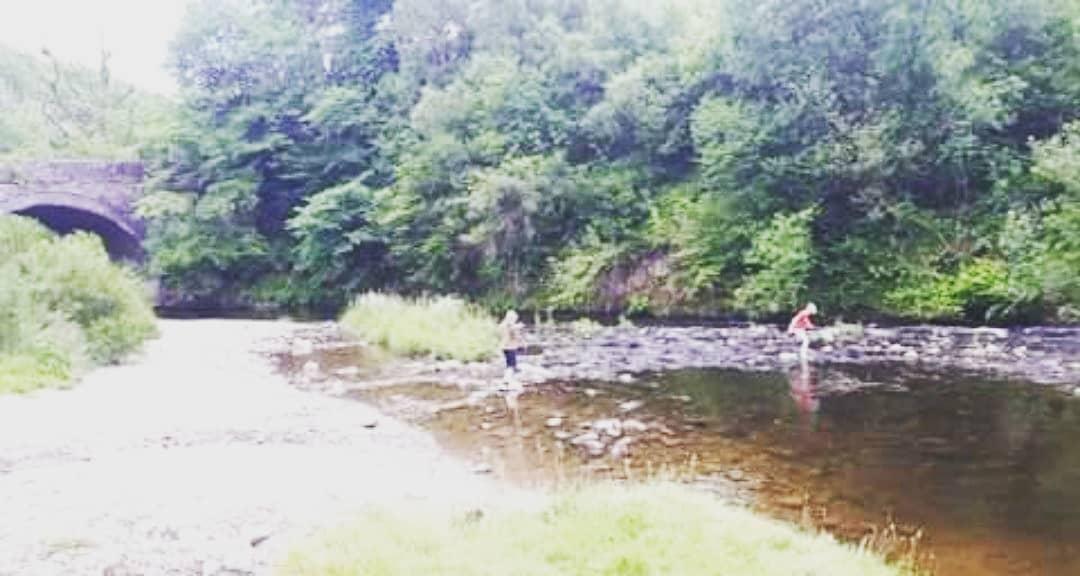 #gratitude doon the River #sundayvibes https://t.co/w6aRw9VGRE