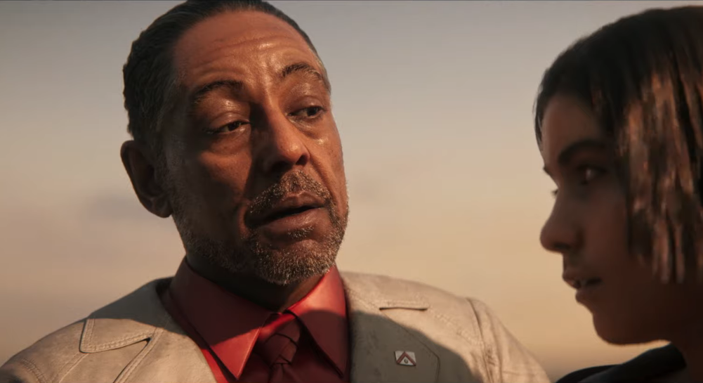 'Far Cry 6' trailer introduces Giancarlo Esposito's ruthless dictator.