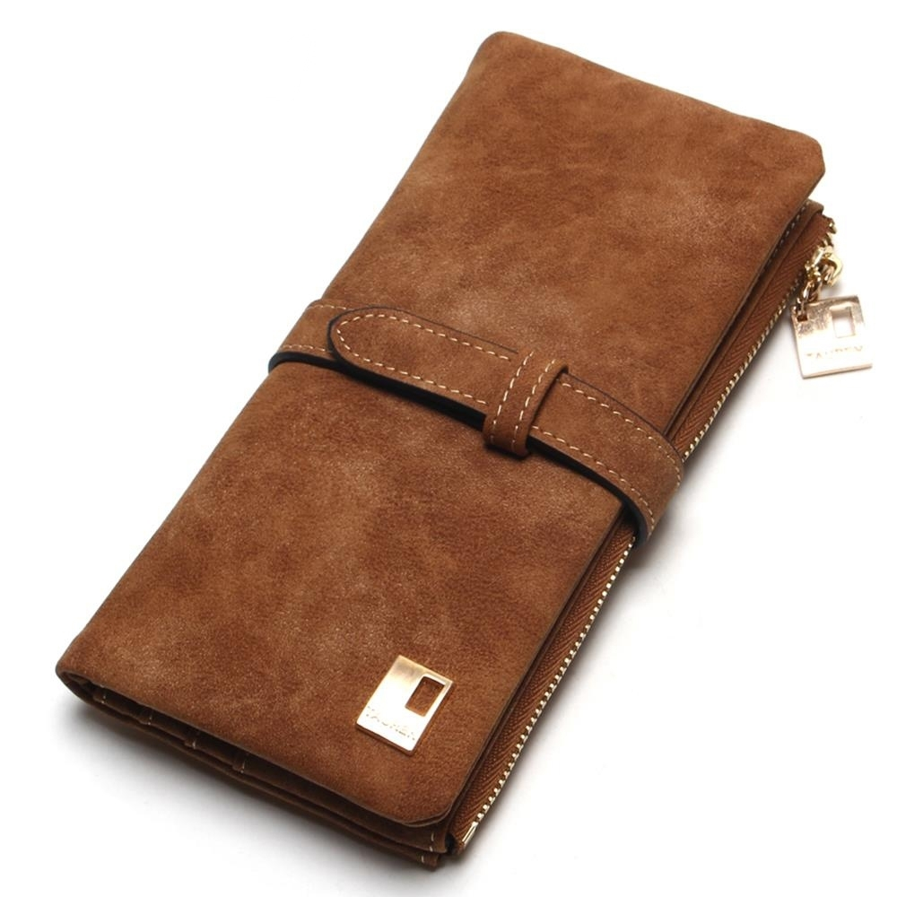 #streetstyle #luxury Women's Nubuck Leather Wallet https://fashionaccsshop.com/womens-nubuck-leather-wallet/…pic.twitter.com/keRUW142Mv