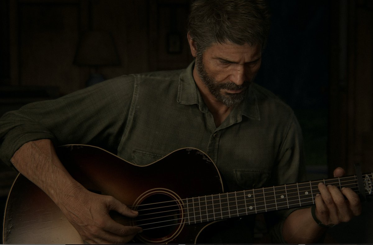 The Last of Us Part II inspired me to learn how to play the guitar