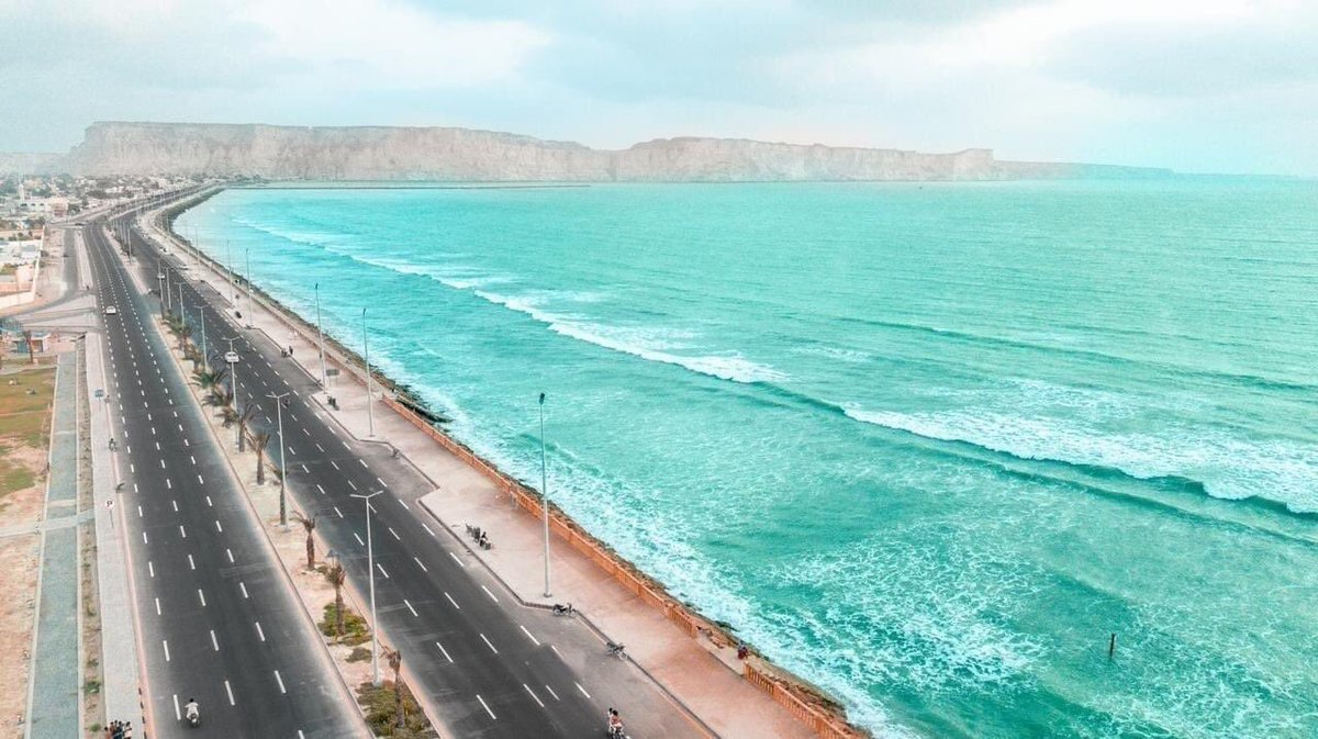 Amazing Gawadar! Game Changer Insha Allah