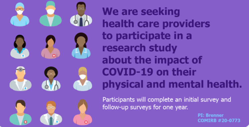 Knowledge is key. Help us learn more about the impact of  #COVID19 on the health of #nurses #doctors #psychologists #SocialWorkers those working in #PhysicalTherapy #OccupationalTherapy #Respiratory Therapy. #BreaktheStigma #fightburnout Participate at https://t.co/nRkeDueBS6 https://t.co/jRi02ddzXc