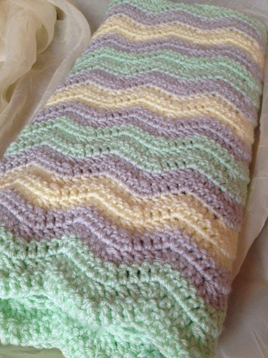 @Etsy #etsy #shop #Crochet #baby #blanket - #giftsforkids #afghan #babyboy #nursery #decor #babygift #babygifts #green #yellow