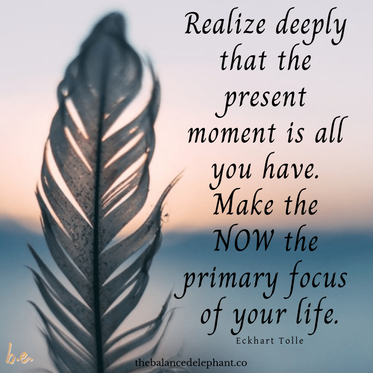 Realize deeply that the present moment is all you have. Make the NOW the primary focus of your life. ~Eckhart Tolle https://t.co/jbRcp8BHEA . . . #mindfulness #meditation #bepresent #powerofnow #Love #zen #wellbeing #wellness #compassion #kindness #mominbusiness #womeninbusiness https://t.co/DT17QuBPYz