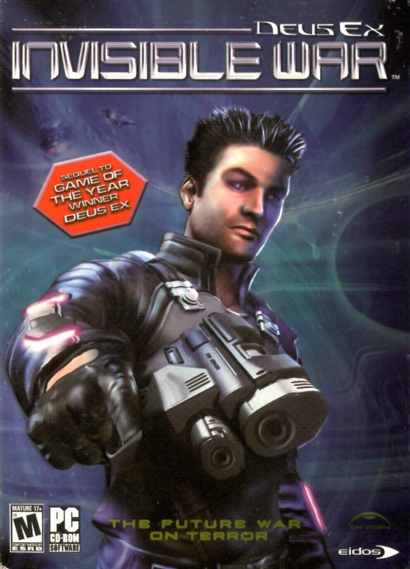 Time for Part 2 of Deus Ex: Invisible War!  So far neither side appeals to me, but I have to make a choice. Hopefully its the right one.  http://twitch.tv/doctorcdcs  #pcgaming #RETROGAMING pic.twitter.com/O7wAjGWkf3