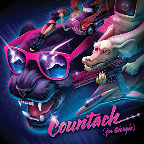 """Do yourself a favor and check out """"Countach"""" by Shooter Jennings.  Maybe the first Country-Rock-Disco Dance album? #musicheals #namelikemusic #childofthe80s https://t.co/8B0N76aQLW"""