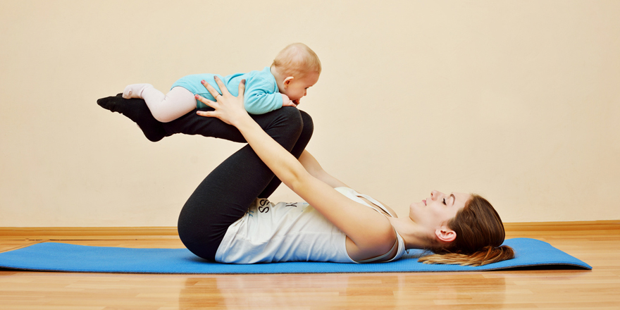 New mothers, you still have time to sign up for our unique virtual yoga program. This program will help you bond with your baby while also learning postures, breathing, and relaxing techniques. Space is limited. Register today:  #yoga #baby #mom