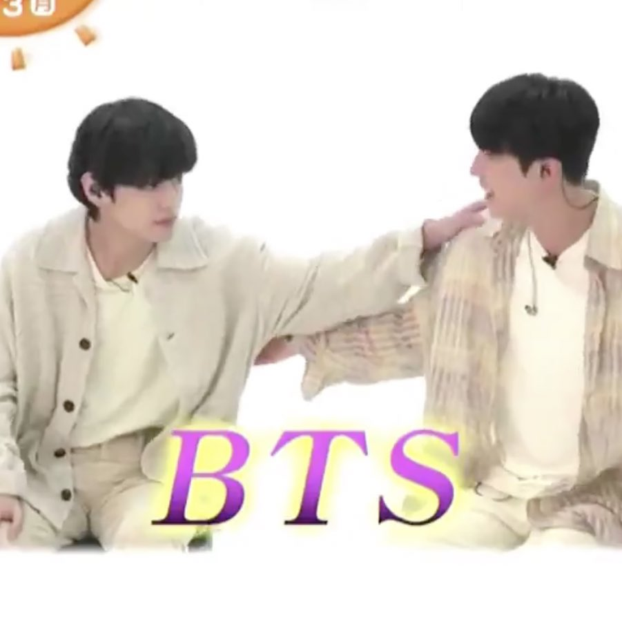 vmin spreading some love over to their hyungs because YES