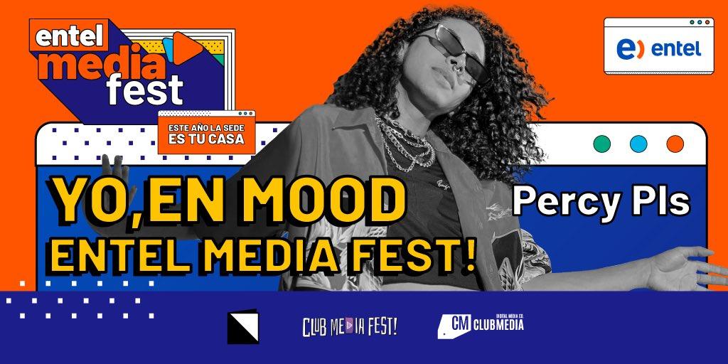 ME MUEROOOOO uno de los elegidos para participar en el Entel Media Fest y este es mi mood! Vayan a la cuenta de @entelmediafest para enterarse de todo!!! 😢😢😢💅🏼💅🏼💅🏼❤️❤️❤️