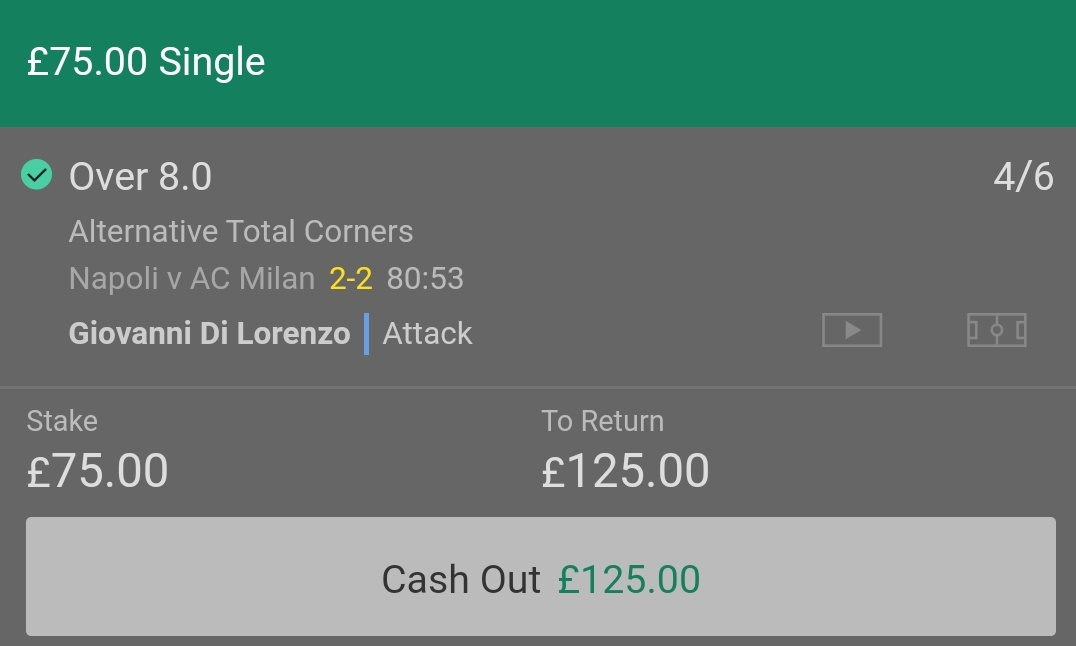Members vip tip lands again with good odds    There's loads of tipsters on here but what separates me from 99% of them is I back all my tips with faith am not here to scam use like most of them to get your money...  1 bet £50 profit   Dm for vip @WBTVIP <br>http://pic.twitter.com/3L5yf7Zz6R