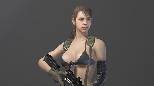 Quiet has objectively a great and working design, we need more of this kind.  #quiet #MetalGearSolid #mgt5 #design #conceptart #art #design #women #strongwomenpic.twitter.com/nlW71sS1Ln