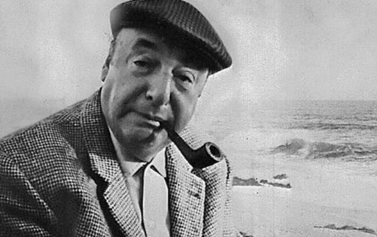 July 12, 1904, Pablo Neruda, Chilean poet (Residence on Earth-Nobel 1971) was born in Parral, Chile (d. 1973) #Birthday #Poetry #PabloNeruda #Chile #NobelPrize https://t.co/r1JtQmfTxv
