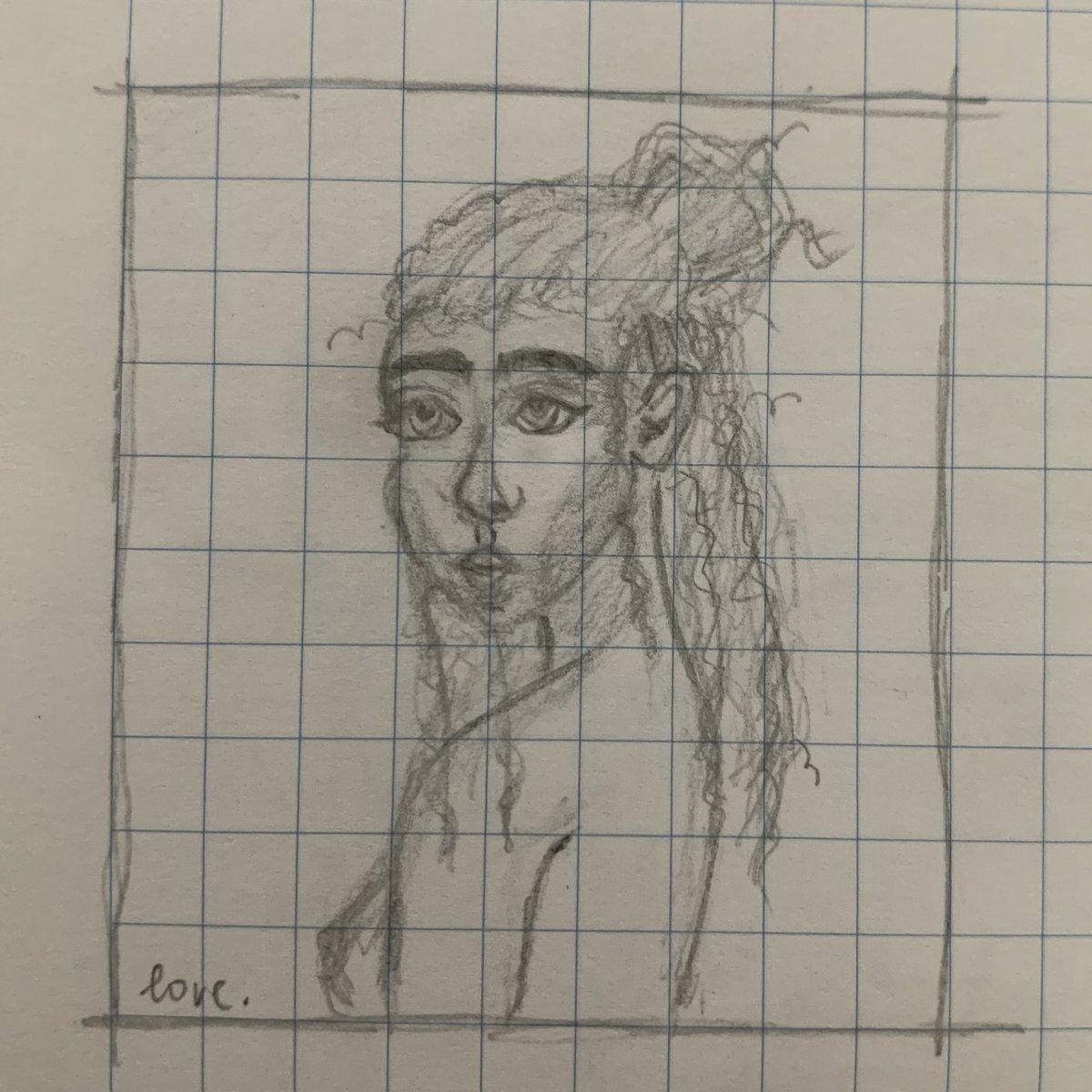 Porque não +1 no lápis da série de esboços direto do sketchbook? com direito a um pequeno teste digital...  #madeinlore #sketchbook #drawing #digitalart