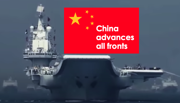 #China Advances All Fronts - The West sits in the trap. How Western leaders weakened their own nation states to let China rise. #HongKong is a second Dunkirk for the West.  @peruenlanoticia @markets @CNNPolitics @FoxNews  https://t.co/TPdZfpIznY https://t.co/5hMrSN6rce