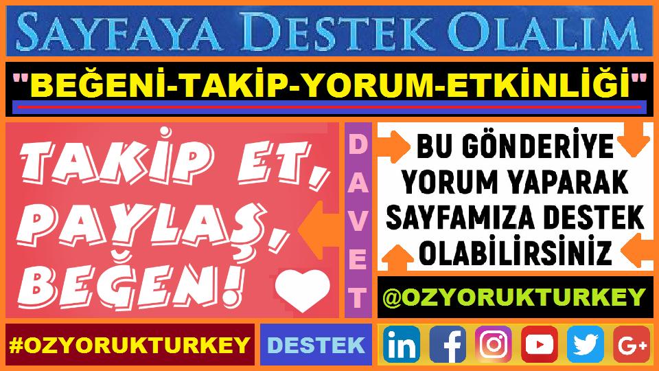 #Türkiye #Cumhuriyet #Atatürk #Emek #Takip #Sağlık #Sanat #Vatan #Kültür #Gençlik #İstihdam #İşçi #Üretim #Kadın #Gençlik #Tarım #Doğa #Canlı #Emekli #Toplum #Hak #Adalet #İnsanlık #Hukuk #Paylaş #Beğen #Yorum #Follow #Halk #Turkey #Duyarlı #Tr #Dayanışma #Like #Davet #Tc #Destek https://t.co/yunU8j06ts