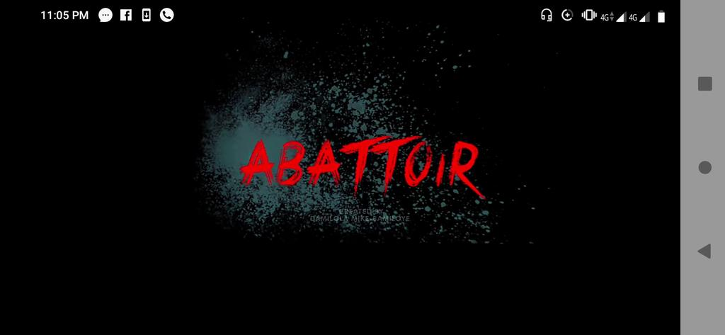 """""""Heal his past, renew his present and restore his future""""...got me...abattoir EP 2  @jay_mikee @dbamiloye @mztelevision https://t.co/BJkvQsJwOM"""