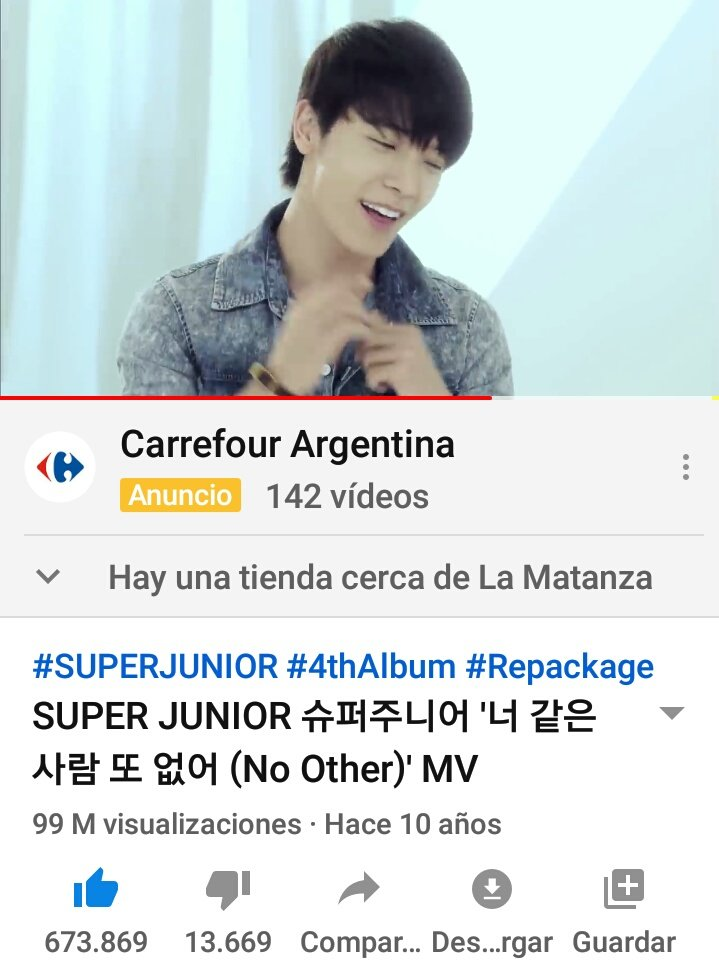 #SUPERJUNIOR #NoOther @SJofficial https://t.co/rkWmewB1L6
