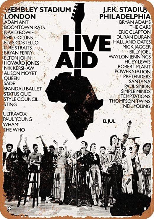 #LiveAid35