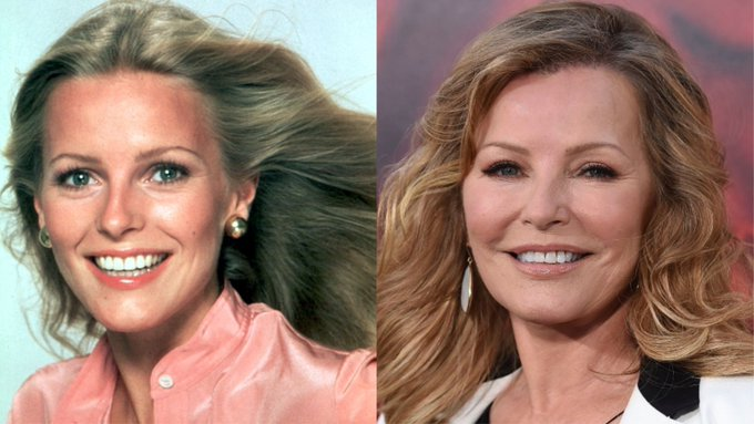 Happy birthday to Charlie s Angels alum Cheryl Ladd who is 69 today!
