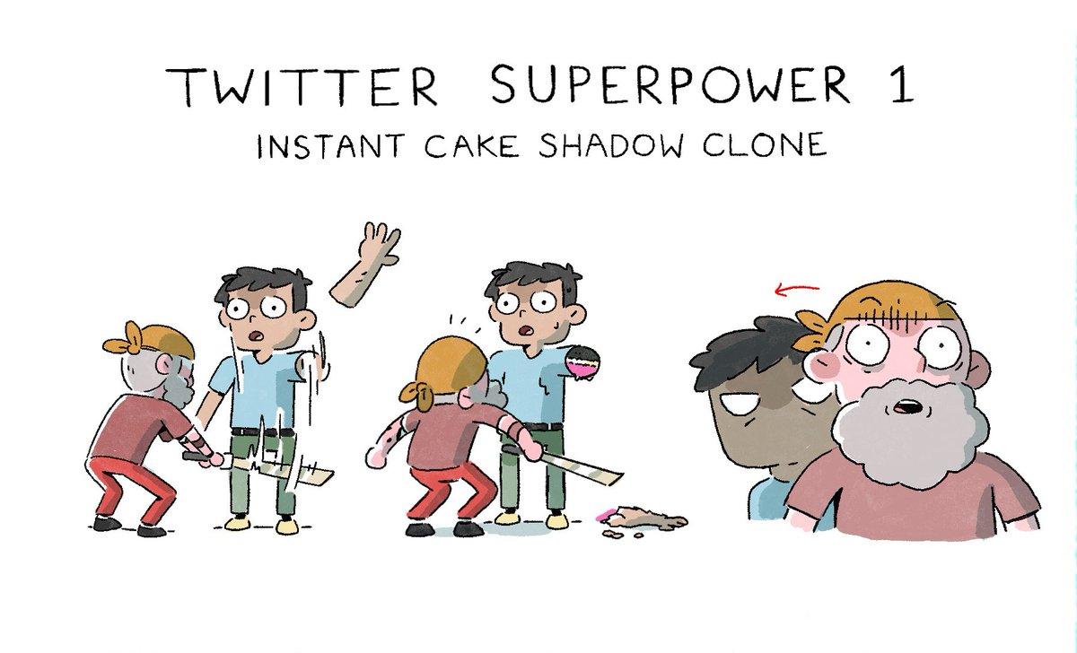 Twitter Superpowers